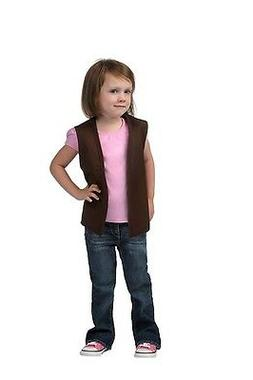 Style 750 High Quality No Pocket Kids Uniform Vest Apron ~ M