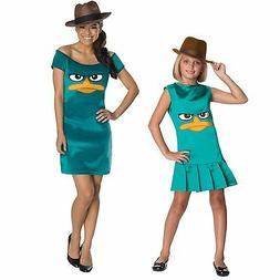 Teen Child TV Show Phineas and Ferb Sassy Agent P Platypus T