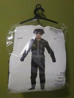 The Cop Police Officer Child Costume By Charades Medium 8-10