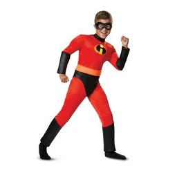 The Incredibles Dash Muscle Child Costume, 12210, Disguise