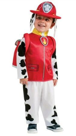 Toddler Paw Patrol Marshall Costume sz 2T-4T