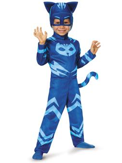Toddler PJ Masks Classic Catboy Costume size Large 4-6