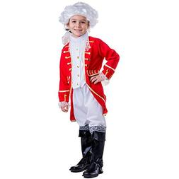 Dress Up America Toy Inc. DU377-M Victorian Soldier Boy Chil
