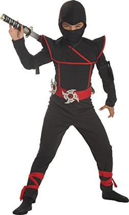 California Costumes Toys Stealth Ninja, Large