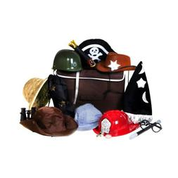 Ultimate Boys Costume Role Play Dressup Hat & Accessory Trun