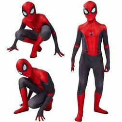 US! Spider-Man Far From Home Cosplay Costume Spiderman Zenta