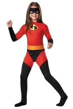 Violet Child Girls Costume The Incredibles Disney Jumpsuit H