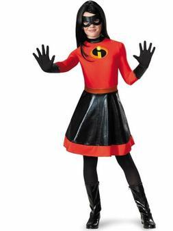 Violet Tween Disney Pixar Incredibles 2 Fancy Dress Up Hallo