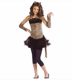 Wild Cat Child Halloween Costume