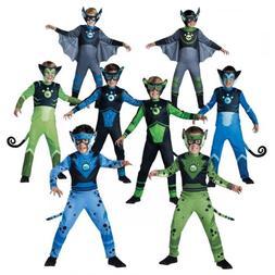 wild kratts creature power suit costume kids