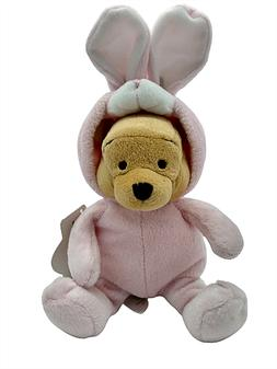Winnie The Pooh Rabbit Plush Disneyland Mini Bean Bag Stuffe