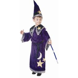 wizard costume for kids warlock robe