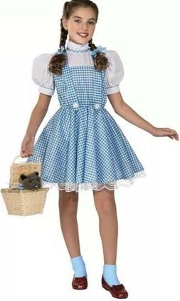 Wizard of Oz Dorothy Sequin Costume, Medium