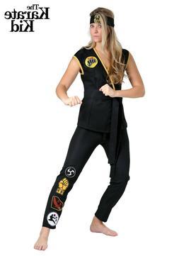 women s cobra kai karate kid costume