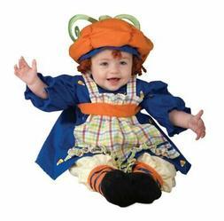 Yarn Babies Ragamuffin Girl Baby Costume - Child Small