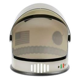 Aeromax Youth Astronaut Helmet with Movable Visor, Silver, 3