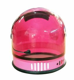 Aeromax Youth Astronaut Helmet with Movable Visor, Pink