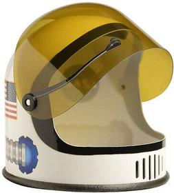 Aeromax Youth Astronaut Helmet With Movable Visor White Free